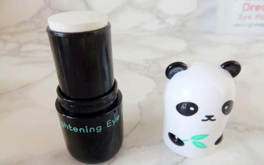 Koreaanse beautyproducten.panda1JPG