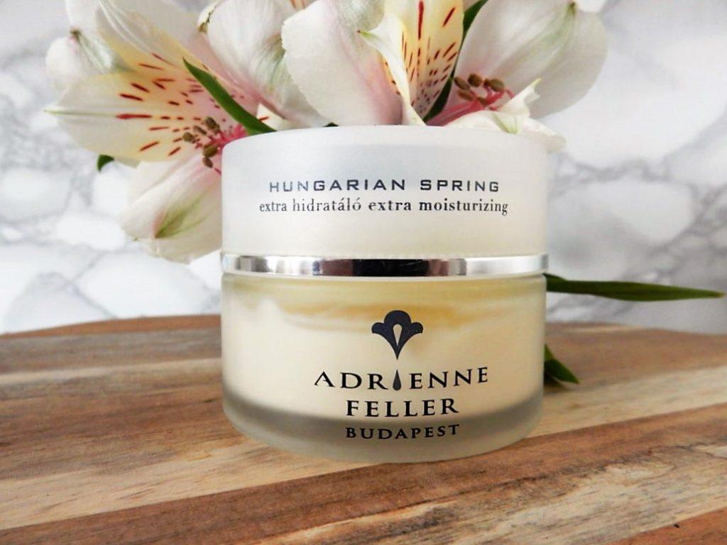 Adrienne Feller extra moisturizer