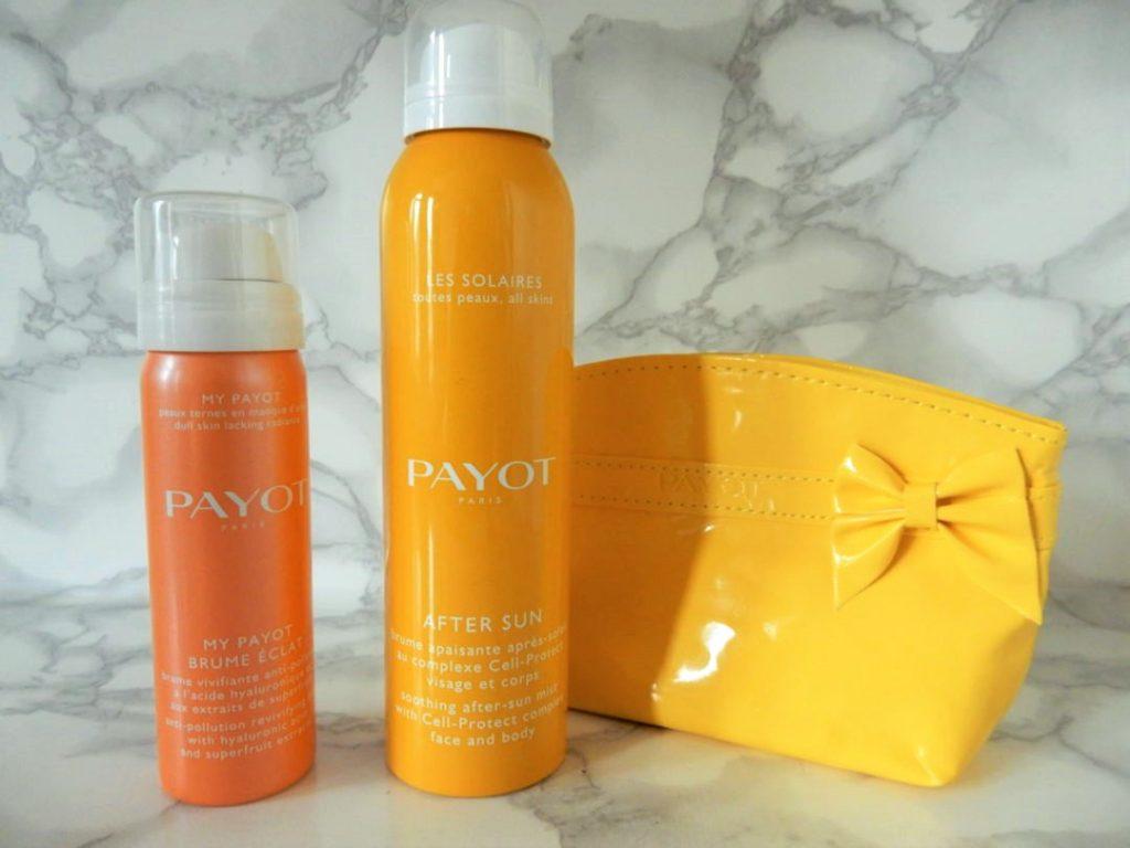 i love the summer box Payot