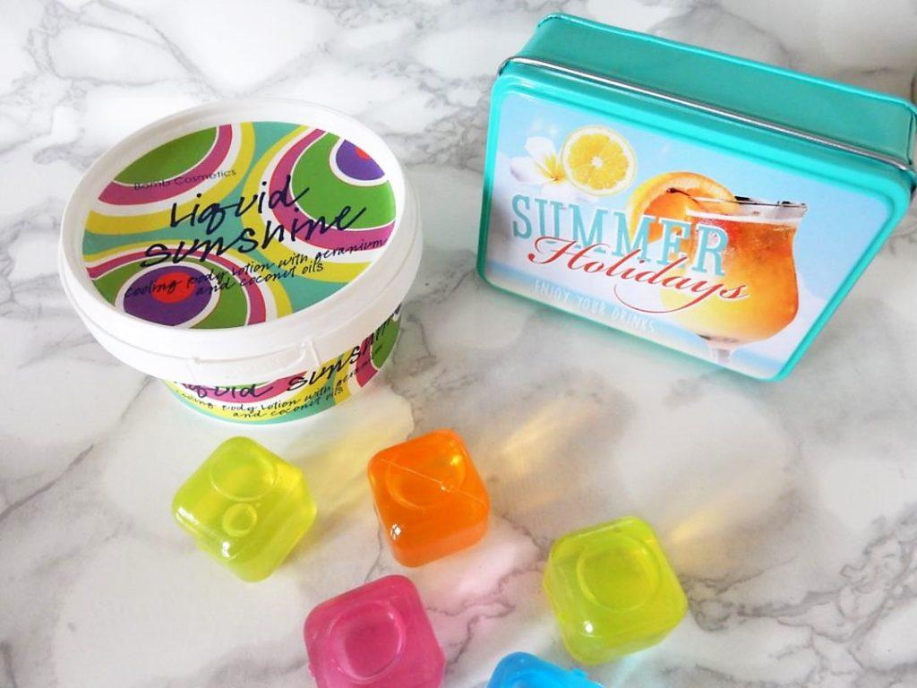 i love the summer box bomb