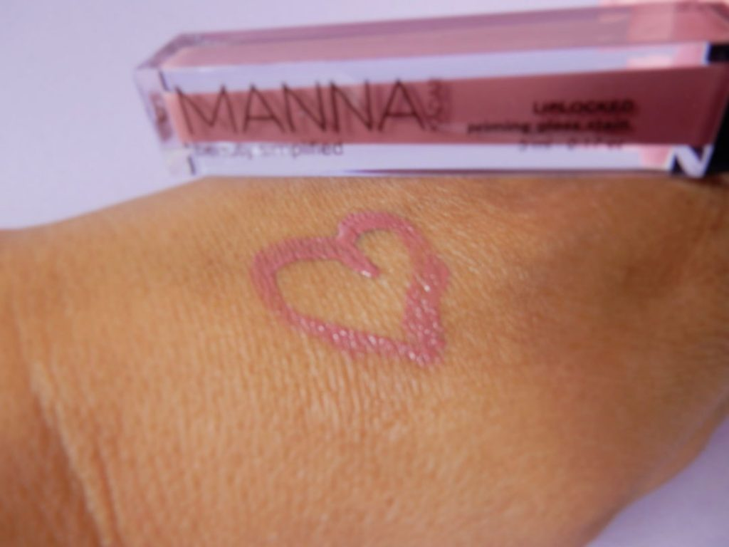unboxing manna lip