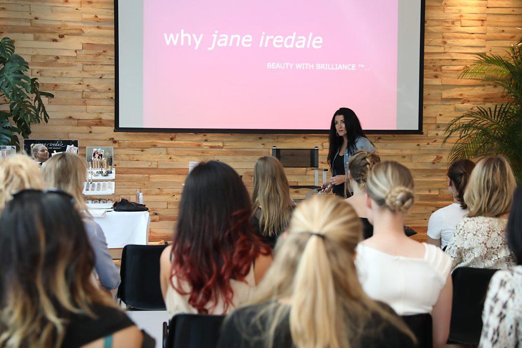 Jane-Iredale-presentatie