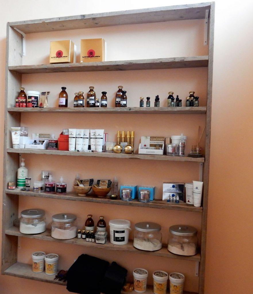 utsukusy-schoonheidssalon-products