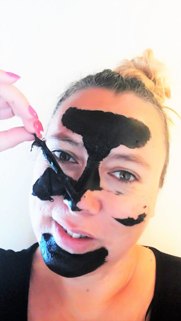 peel off maske douglas