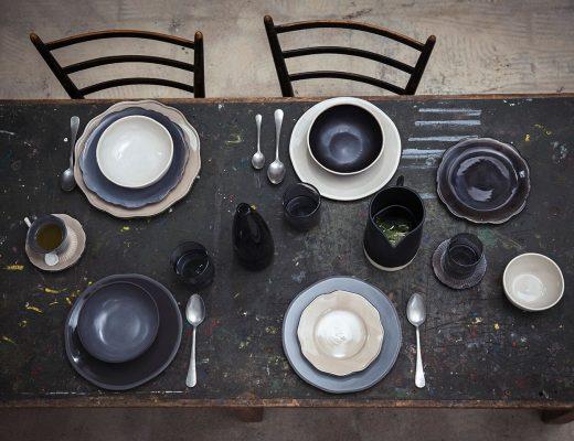 The Table lanceert handgemaakte collectie