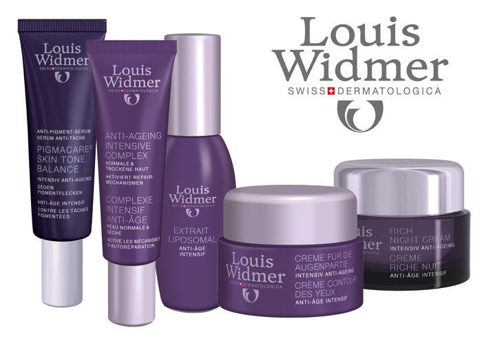 Intensief Anti-Ageing Verzorging van Louis Widmer