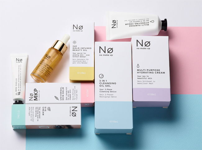 No Nonsense 'Clean Beauty'-producten