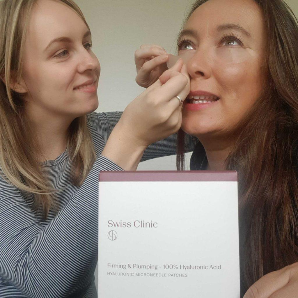 Review van de oogproducten van Swiss Clinic