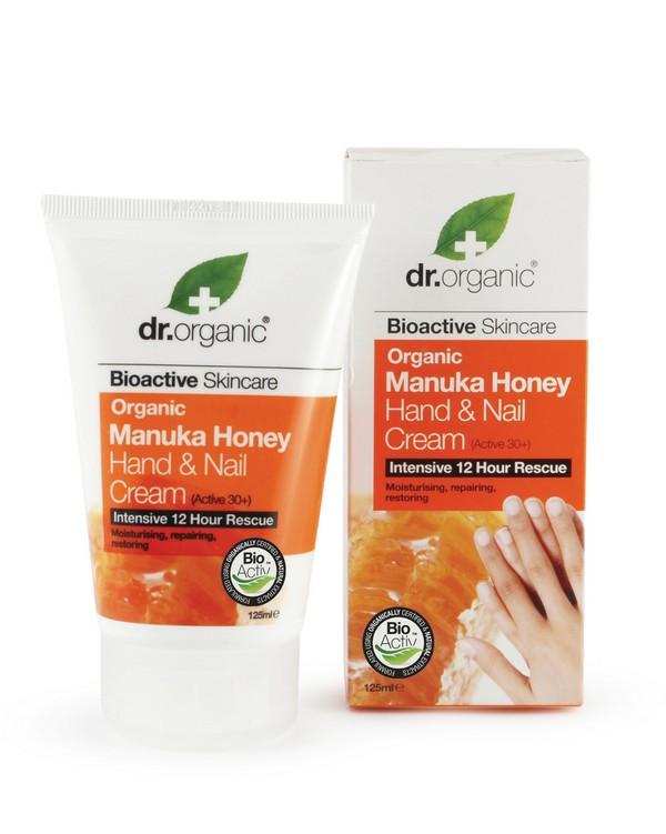 Kado tip: Dr Organic Manuka Honey December Giftset