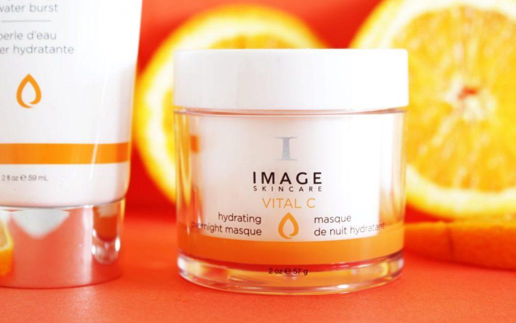 Vital C Overnight Mask van Image Skincare