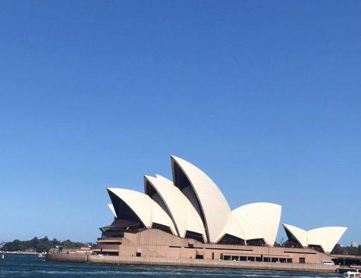 Artikel over de mooiste steden in Australië
