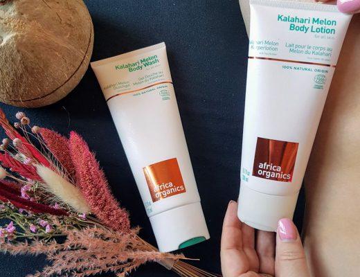 Africa Organics is de ethische verzorgingslijn voor body en hair uit Zuid Afrika