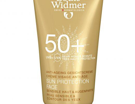 NIEUW! Louis Widmer Sun Protection Face SPF 50+