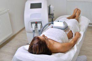 Cryolipolyse behandeling bij Blush Clinic Groningen
