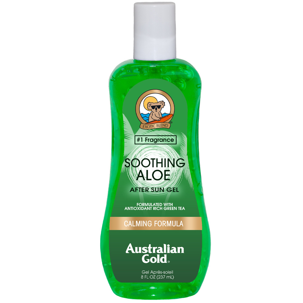 Australian Gold®'s vernieuwde Botanical zon- én after-sun producten