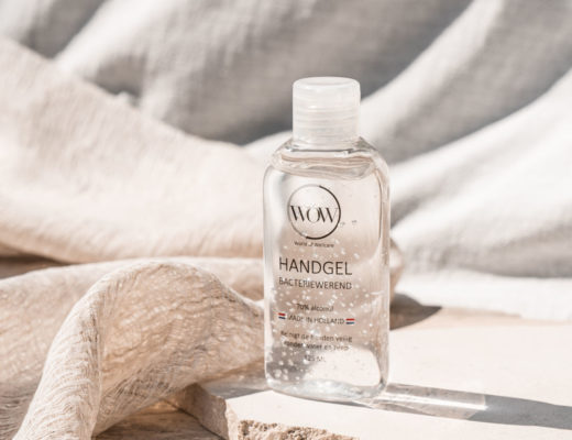World of Wellcare bacteriewerende handgel
