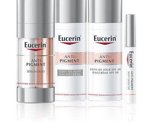Voorkom en verminder pigmentvlekken met Eucerin Anti-Pigment