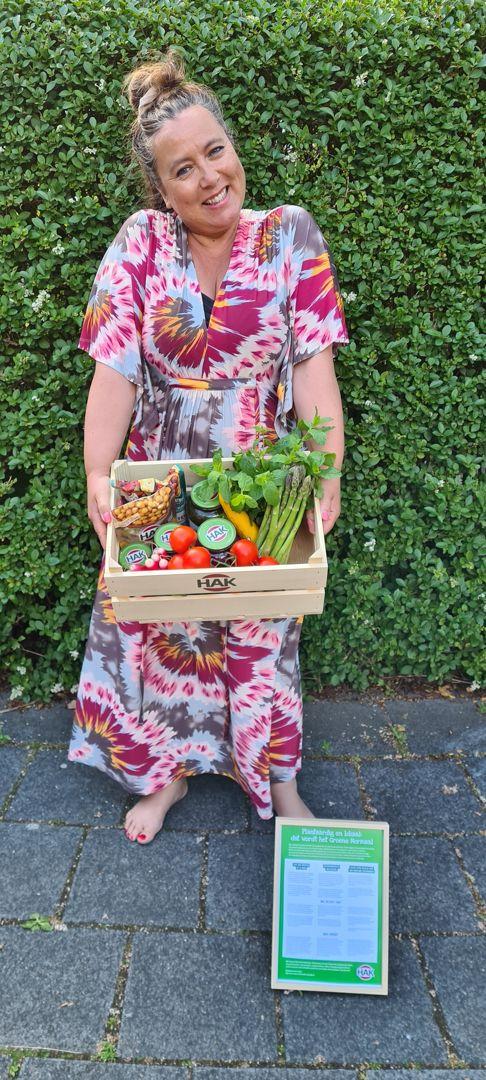 HAK het Groene Normaal, plantaardig en lokaal eten