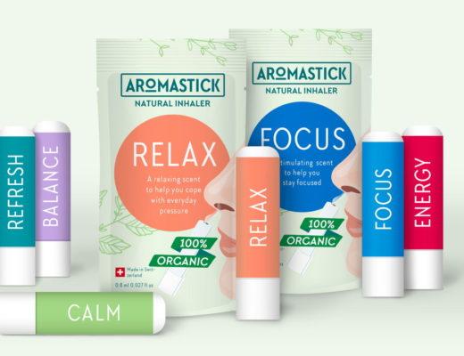 Nieuw: AromaSticks voor elke 'mood' een passende geurmix