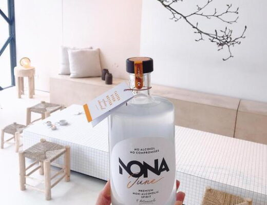 Ad fundum: NONA June, alcoholvrije gin