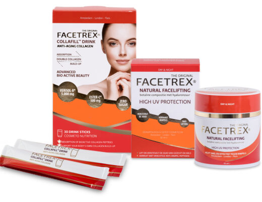 Facetrex® Natural Facelifting & CollafillTM Drink