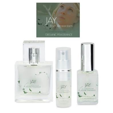 JAY Organic Eau de Parfum!