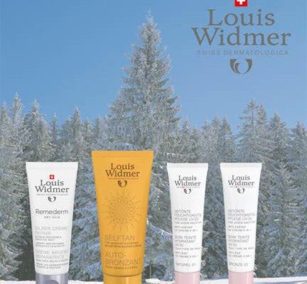 Stralend, mooi getint en goed beschermd overwinteren voor je huid met Louis Widmer