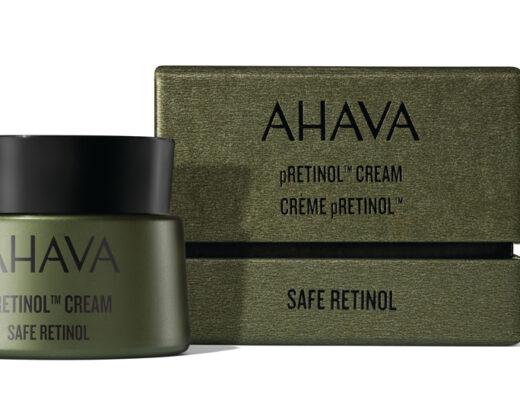 AHAVA pRetinol veilige Retinol voor rimpelvermindering