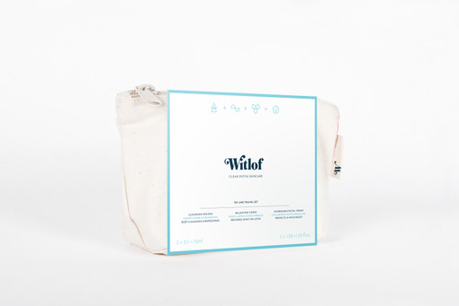 Witlof Skincare presenteert de Try & Travel set
