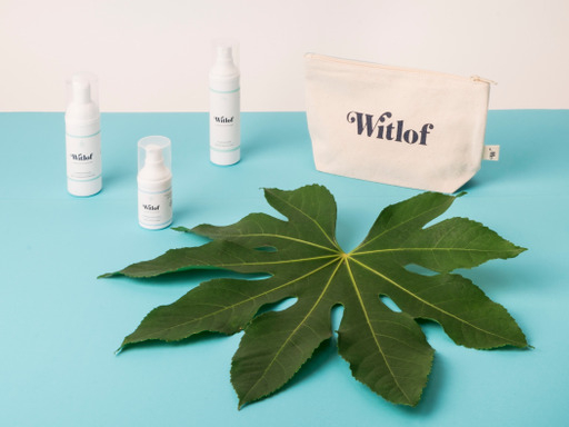 Witlof Skincare presenteert de Try & Travel set