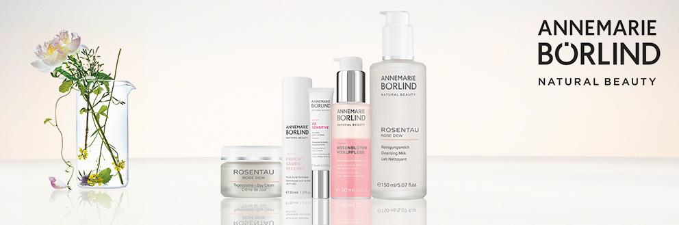 Nieuw: ROSENTAU Annemarie Börlind voor de droge huid